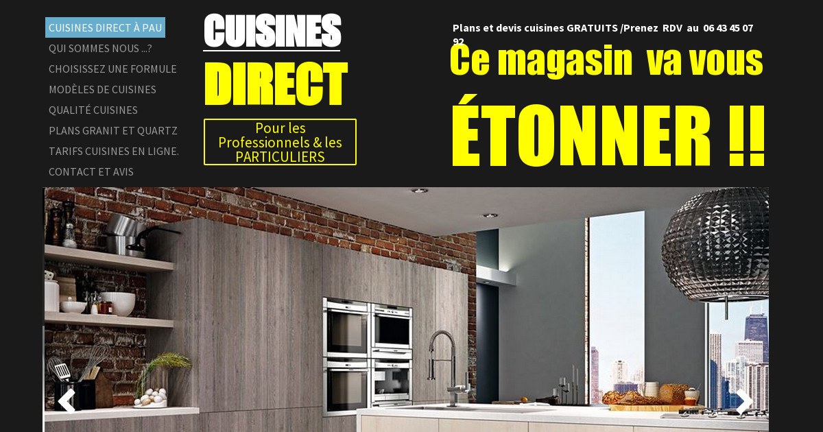 plans de travail cuisine n 1 granit et quartz pau 64 lescar lons billere. Black Bedroom Furniture Sets. Home Design Ideas